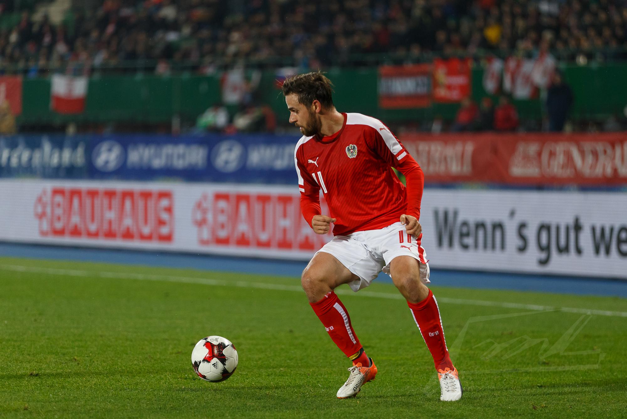 Österreich gegen Slowakei 2016 -10