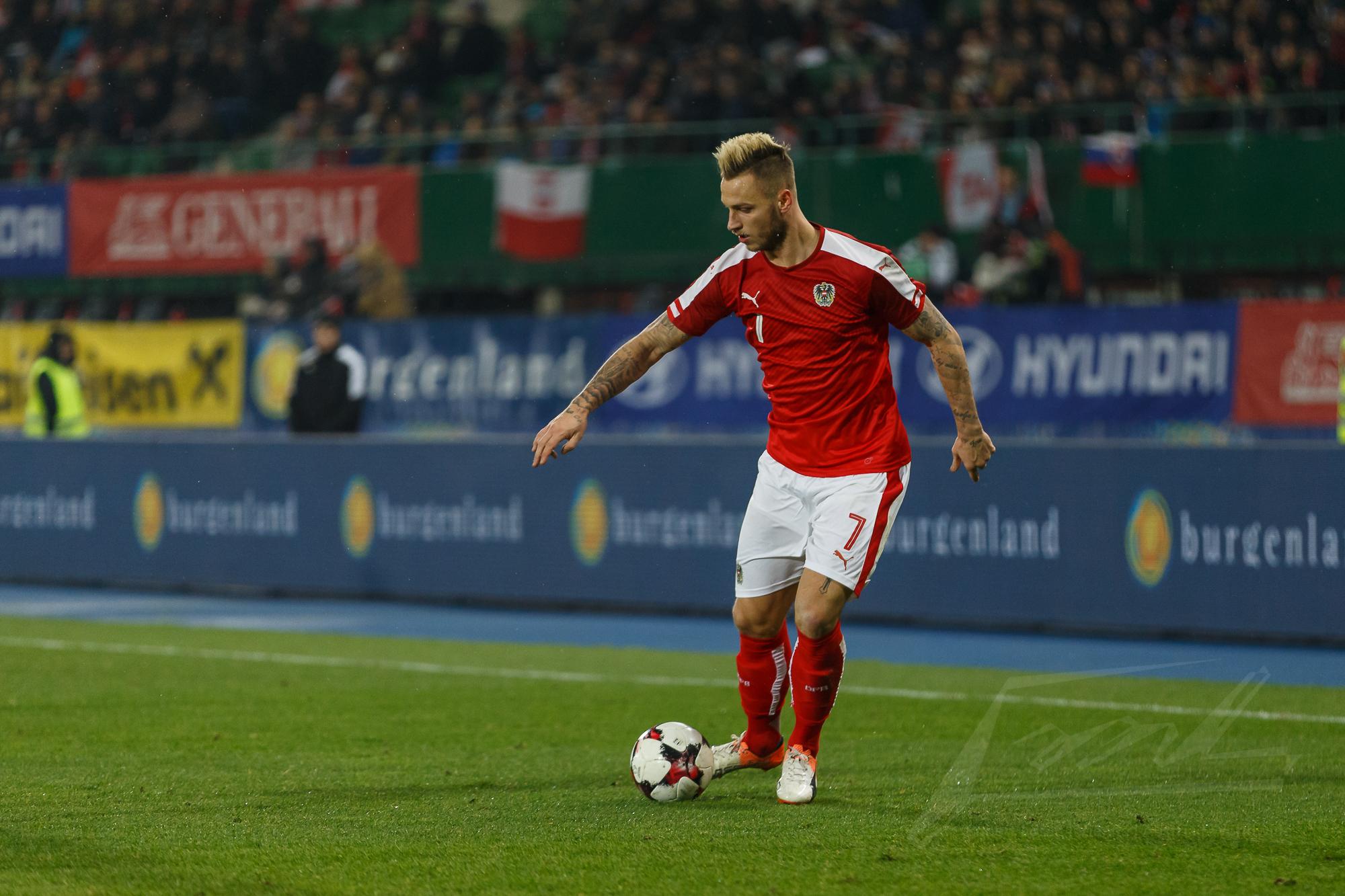 Österreich gegen Slowakei 2016 -11