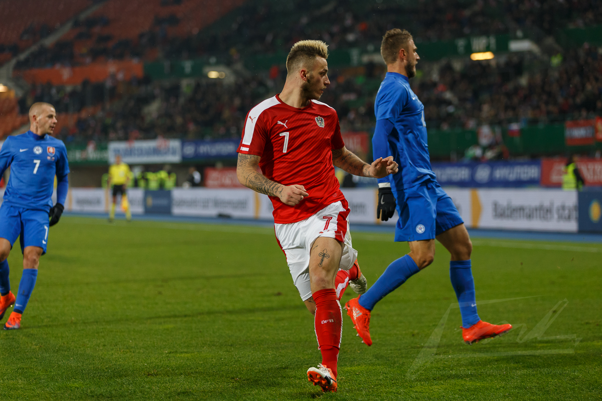 Österreich gegen Slowakei 2016 -12