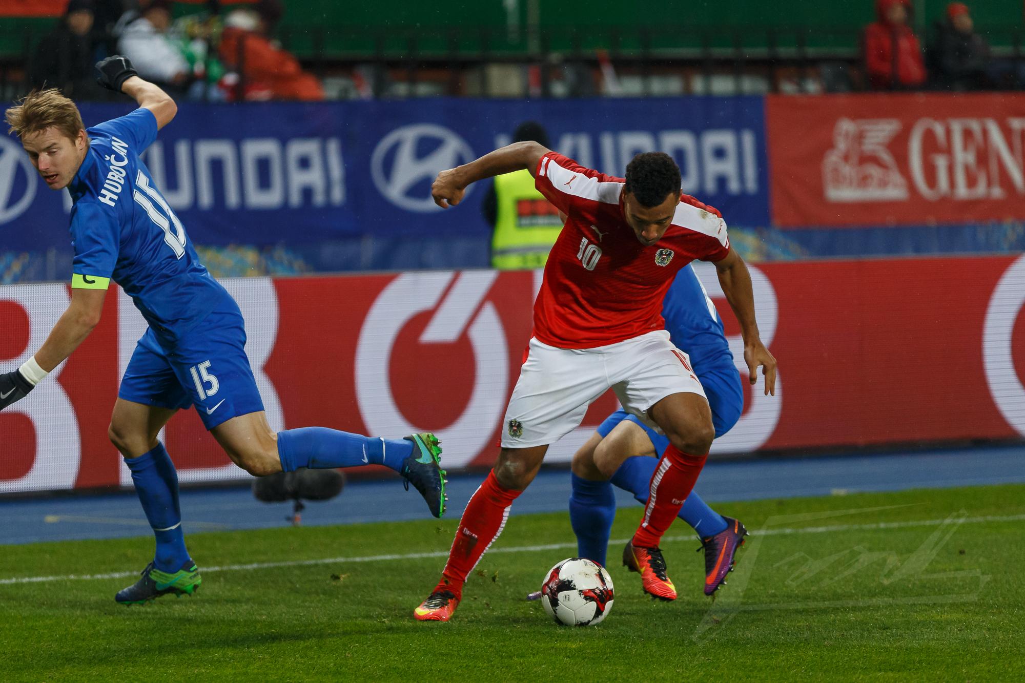 Österreich gegen Slowakei 2016 -15
