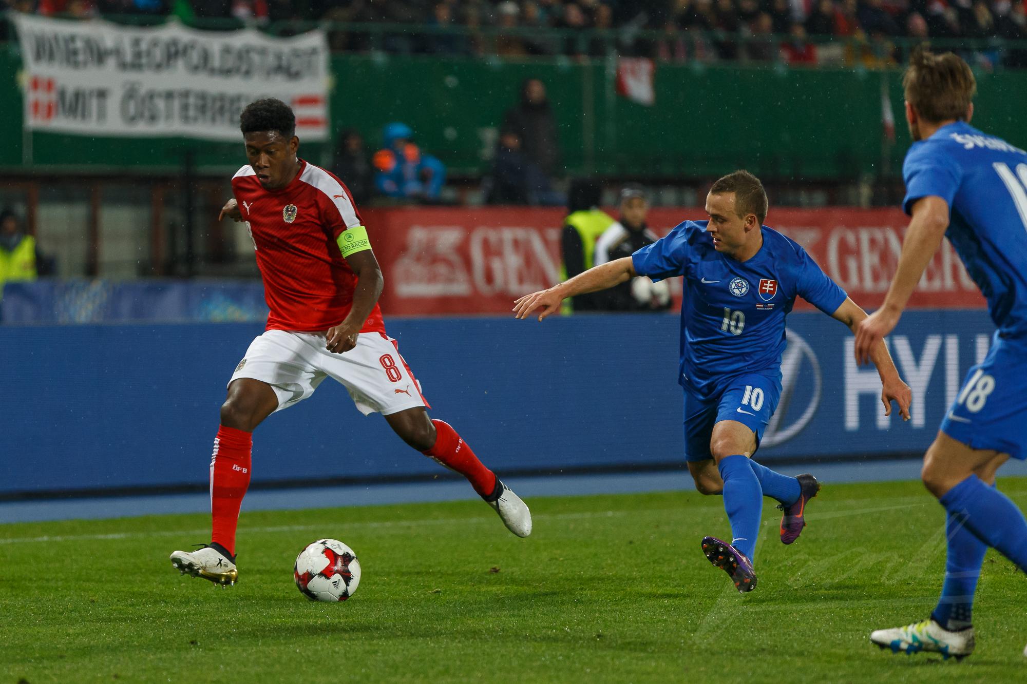 Österreich gegen Slowakei 2016 -21