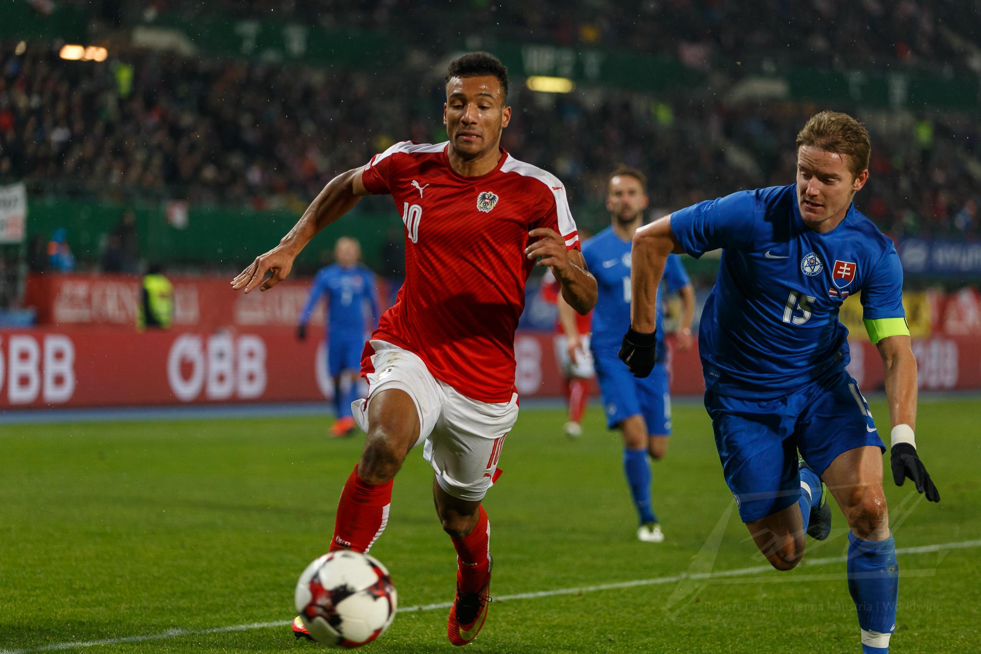Österreich gegen Slowakei 2016 -23
