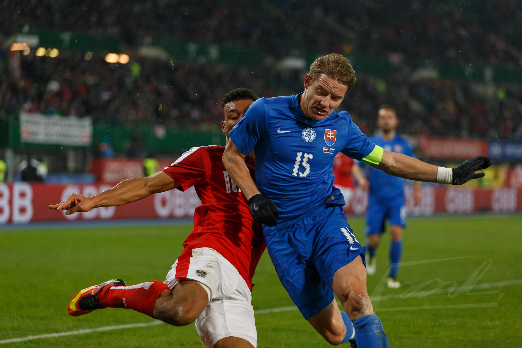 Österreich gegen Slowakei 2016 -24