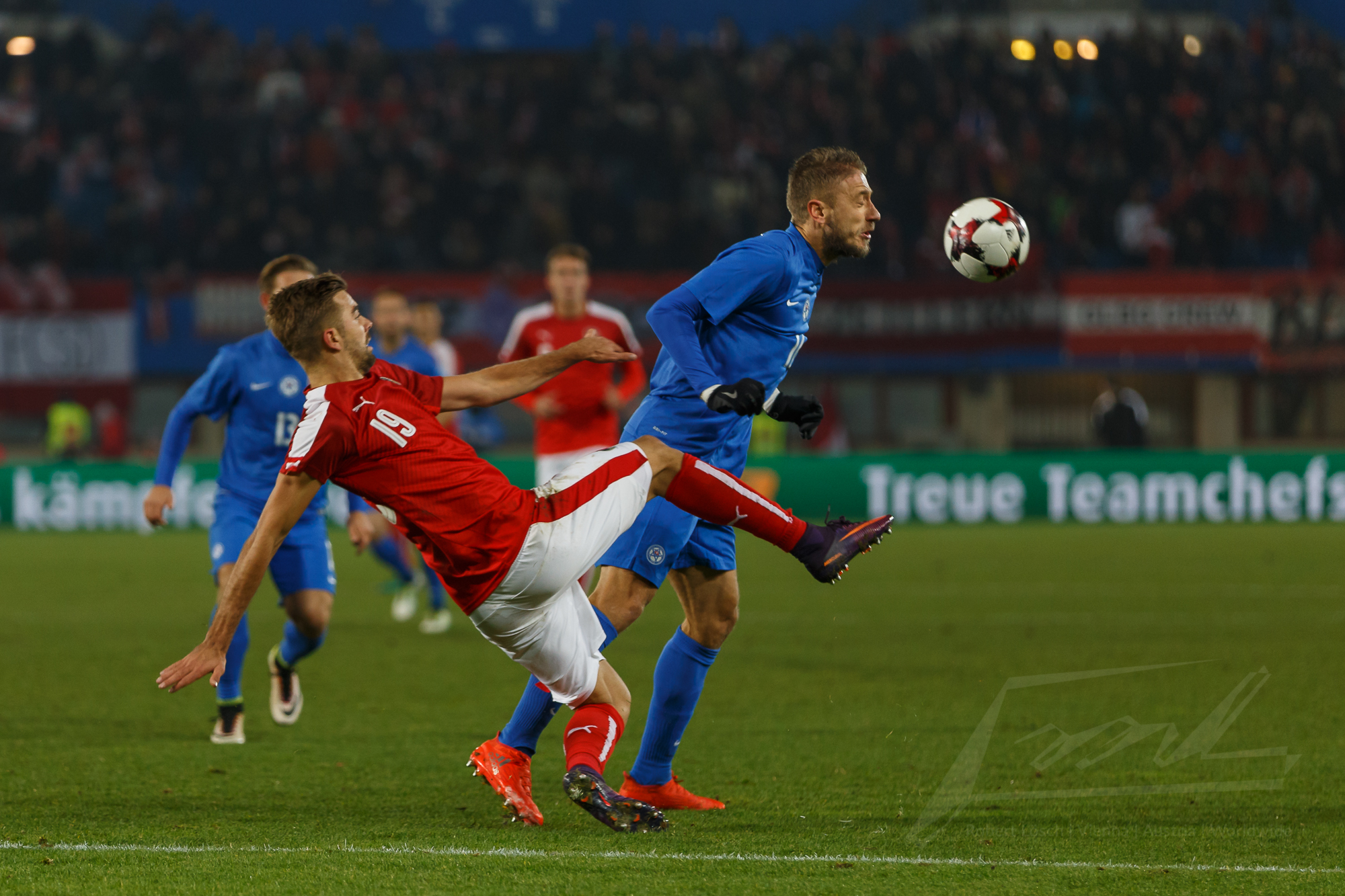Österreich gegen Slowakei 2016 -3
