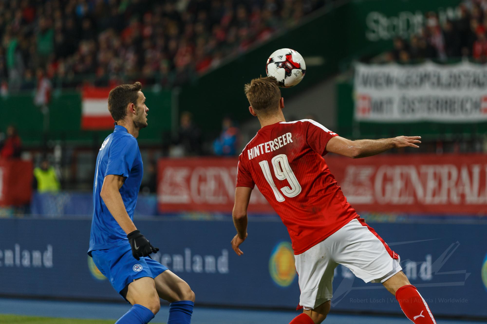 Österreich gegen Slowakei 2016 -4