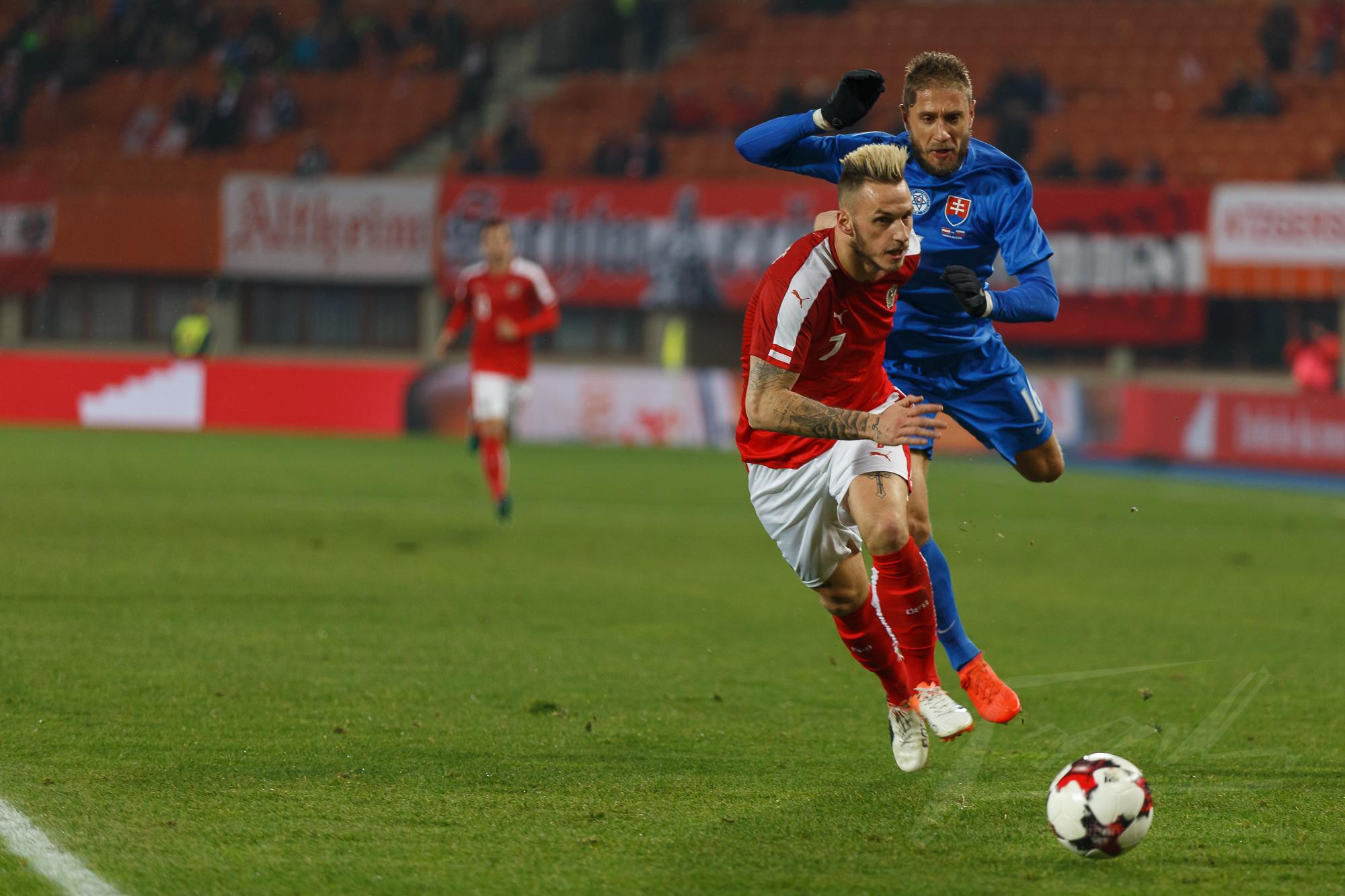 Österreich gegen Slowakei 2016 -6