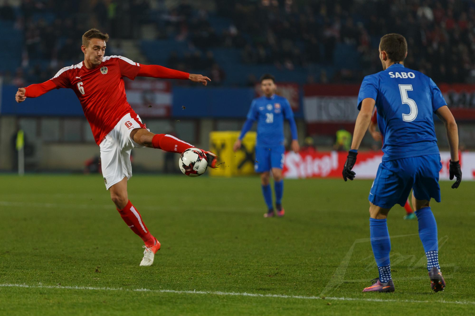 Österreich gegen Slowakei 2016 -7